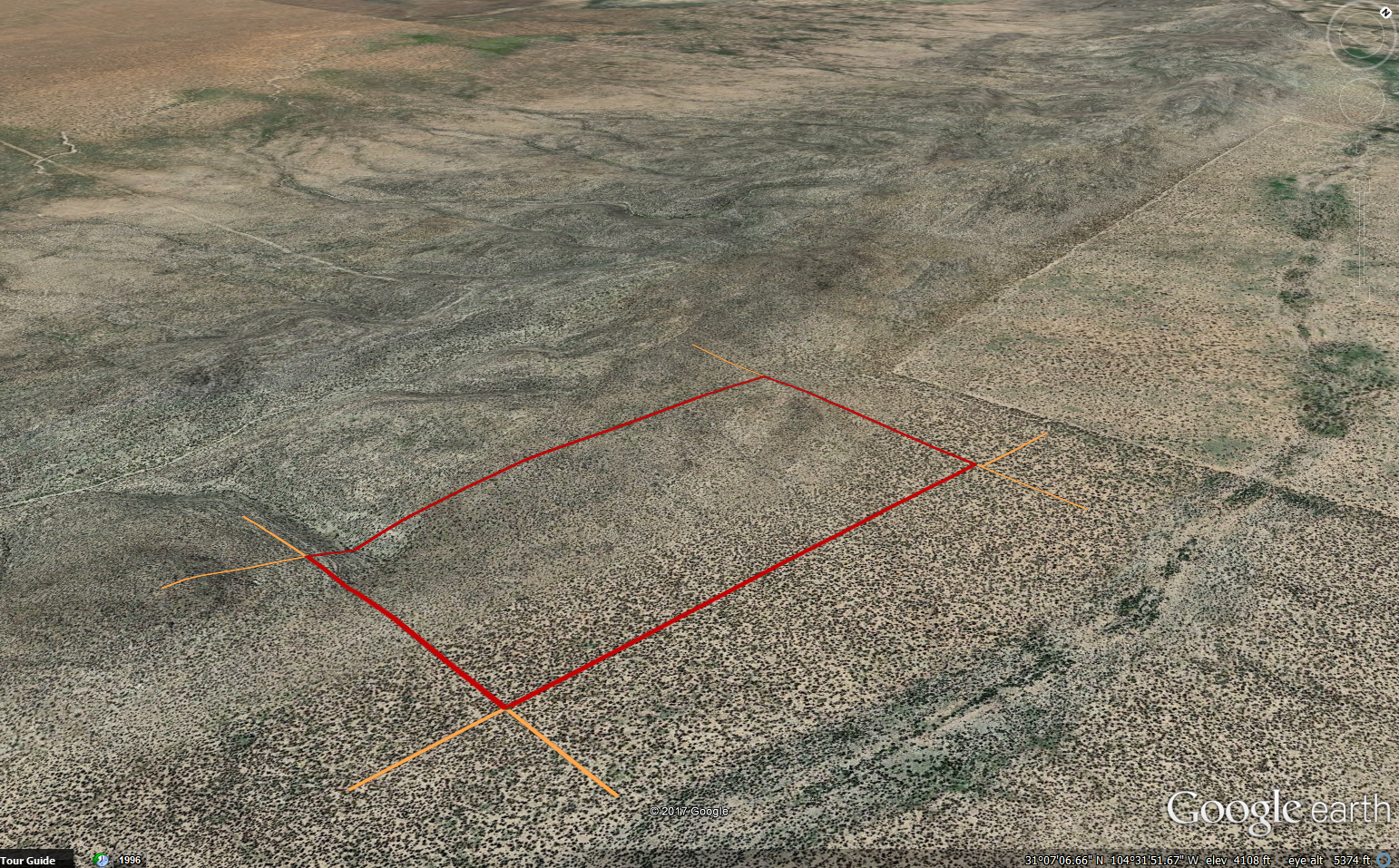 Walmart No Credit Check Financing >> ** SOLD ** $9999 – 20 Acres Culberson County Easy Finance ...